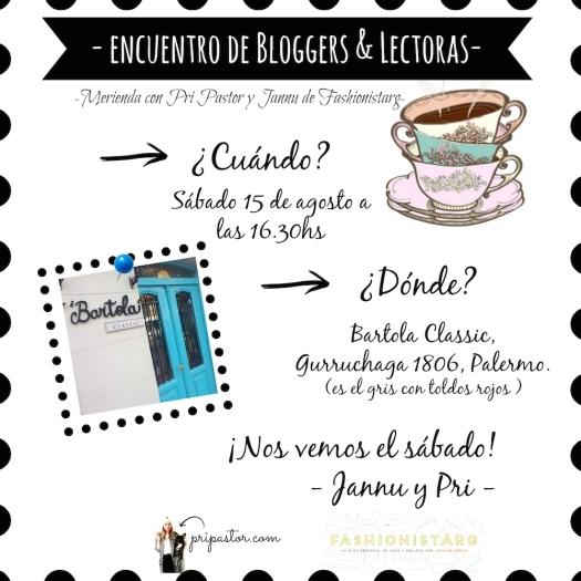 InvitacionBloggersyLectoras